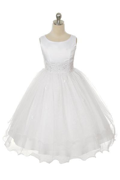 Cassandra Dress - White
