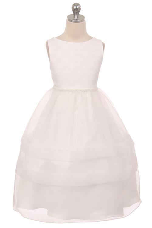 Adyson Dress - Ivory