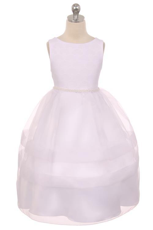 Adyson Dress - White
