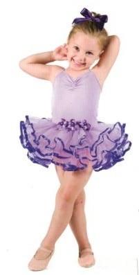 Amelia Tutu - Lilac