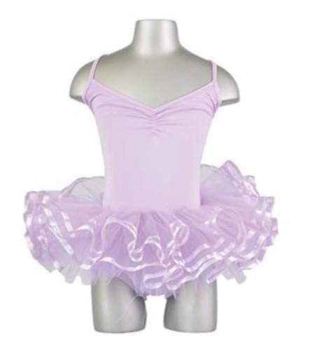 Ballerina tutu - Mauve - Small (2-4)