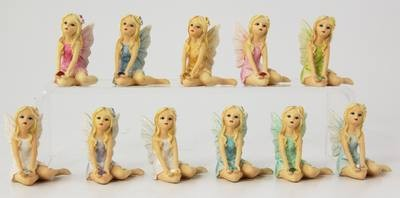 Birthstone Fairy Figurines - (5cm)