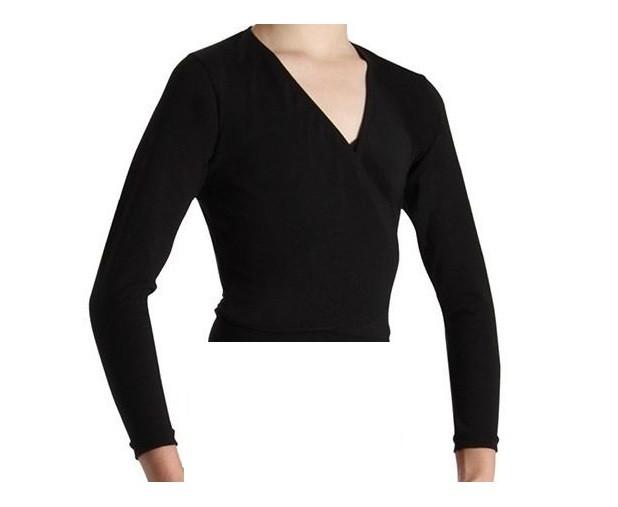 Ballet Crossover Top M.Dri - Black