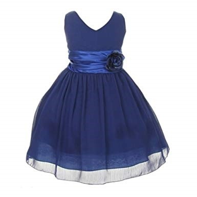 Chelsea Dress - Royal - Size 1/2 *FINAL STOCK
