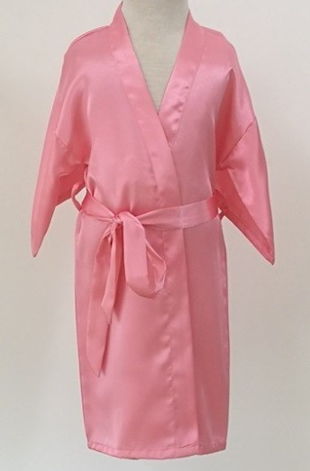Flower Girl Robes - Coral
