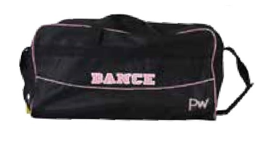 Dance 100 Bag - Black w Pink