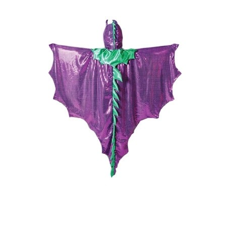 Dragon Cape - Purple