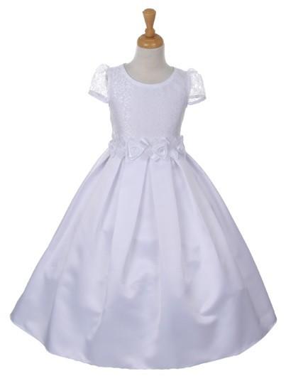 Kate Dress - White