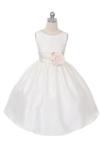 Kirsty Dress - Ivory