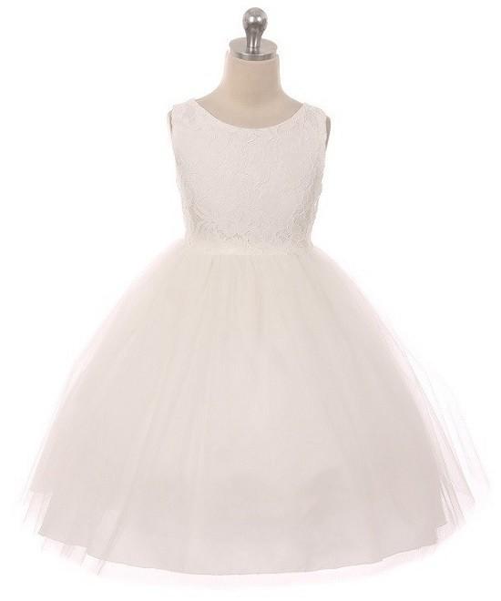 Lauren Dress - Off-White