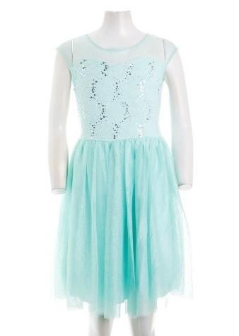 Libby Dress - Mint - Size 14