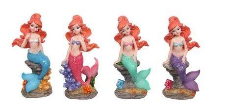 Mermaid Figurine 9cm