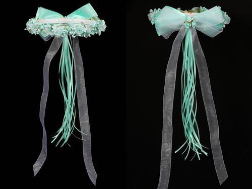 Flower Garland - Mint