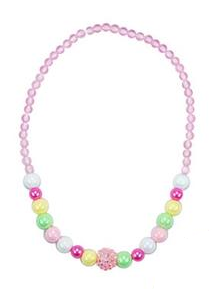 Pink Poppy Pastel Dream Necklace - Pink