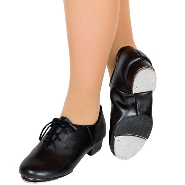Paul Wright Lace Up - Performance Tap Shoes (Black)