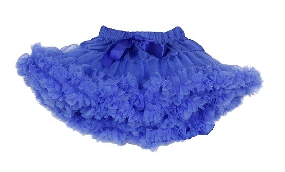Pettiskirt (Cookie Monster Blue)