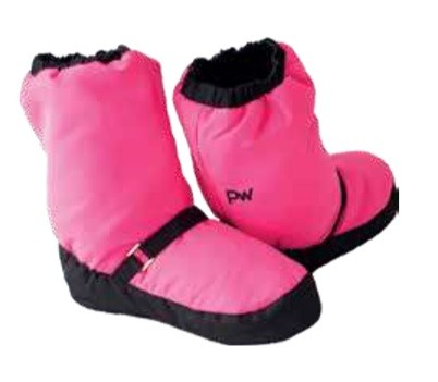 Snuggle Boots (PW Dance) - Fluro Pink