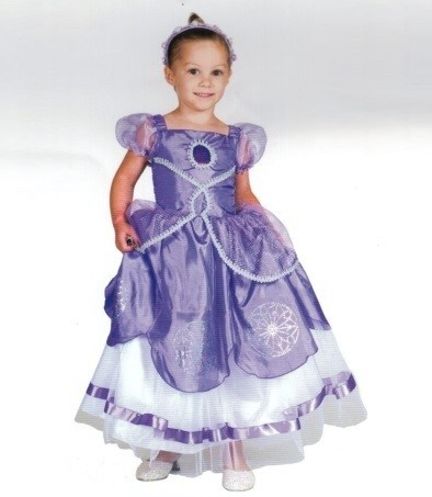 Princess Sophie - Small (2-4 Years)