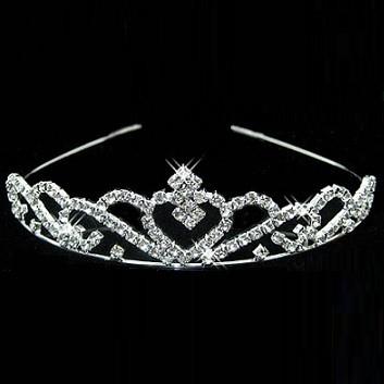 Rhinestone Headband - Tiara