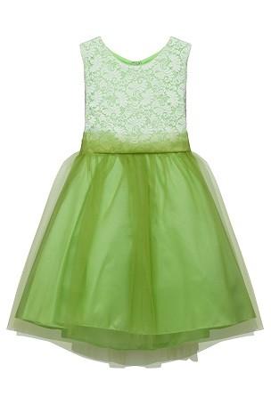 Sasha Dress - Lime Green
