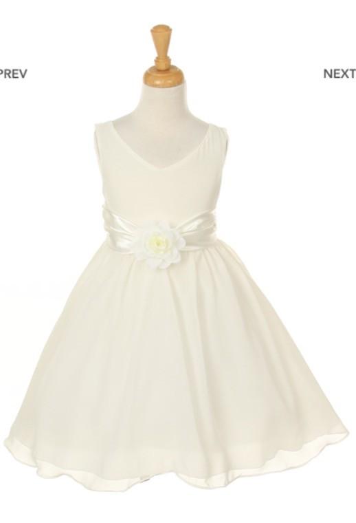 Steph Dress - Ivory