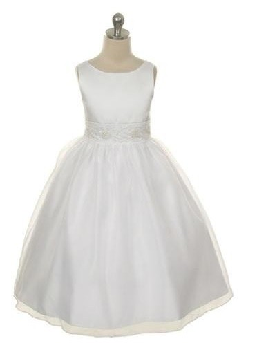 Victoria Dress - Ivory - Size 9/10