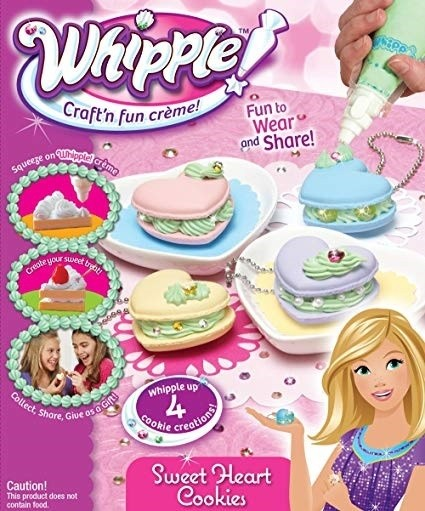 Whipple - Sweet Heart Cookies