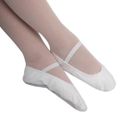Paul Wright Ballet Flats - Full sole - (White)