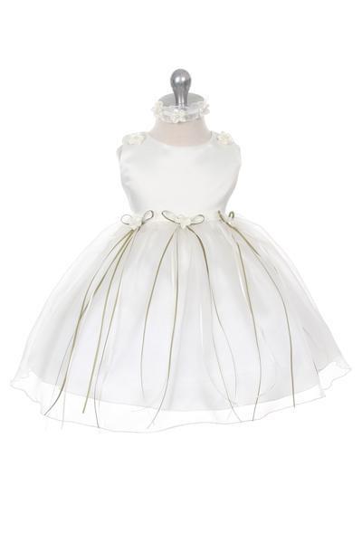 Zahara Dress - Ivory