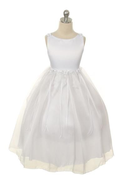 Zahara Dress - White