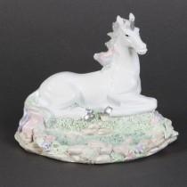 14cm Mystical Unicorn Laying