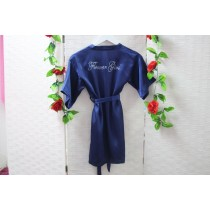 Flower Girl Robes - Navy