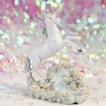 19cm Mystical Rearing Unicorn
