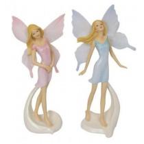 22cm Standing Glitter Fairy
