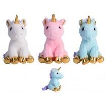 29cm Golden Plush Unicorn - RRP: $29.95