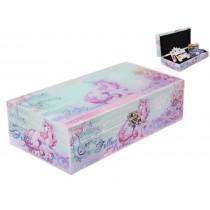 Large Unicorn Trinket Box