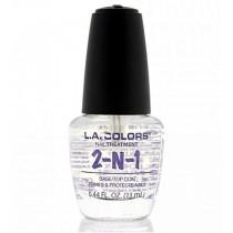 LA Colors 2-n-1 Base/Top Coat