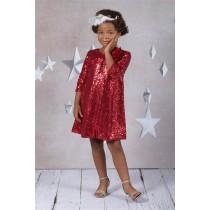 Jazz Dress - Red