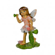 8.5cm Flower Fairy - Orange