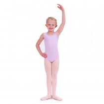 Aimee Leotard Dress - Lilac
