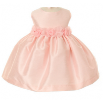 Aimee Dress - Pink - Size 1/2