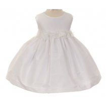 Aimee Dress - White - Size 7/8