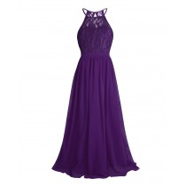 Alexis Dress - Purple