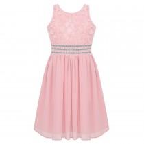 Alyssa Dress - Blush