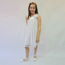 Ashleigh Dress - Ivory - RRP: $79