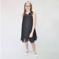 Ashleigh dress - Black  - RRP: $79