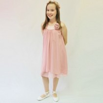 Ashleigh Dress - Rose