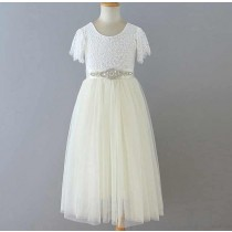 Ava Dress - Ivory