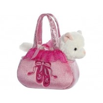 Fancy Pals Ballet Cat Pet Carrier