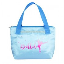 Ballet Tote Bag - Blue